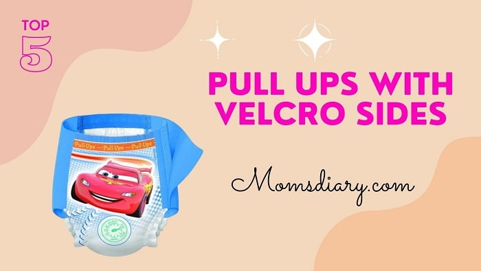 Pull Ups with Velcro Sides